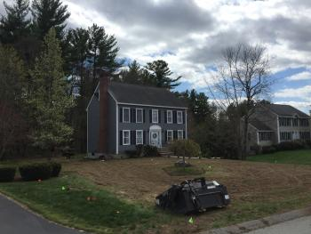 NH MA Irrigation & Lawn Installation Landscape Construction