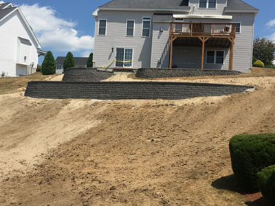 NH MA Retaining Walls & Landscape Construction