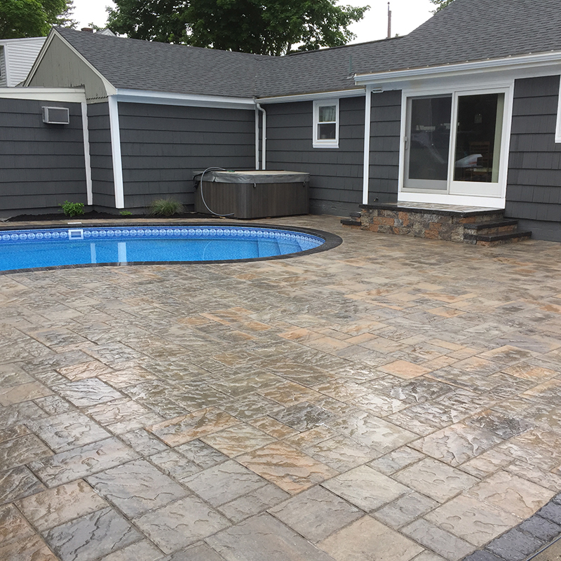 Salem, NH Hardscape Walls, Walks & Patios
