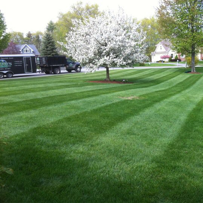 Salem, NH Lawn Maintenance Mowing, Hydroseeding, Sod installation, Fertilization, Fall/Spring Clean Ups
