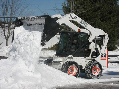 Salem, NH MA Snow Plowing