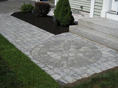 Salem NH MA Hardscape Retaining Walls, Walks Walkways, Patios