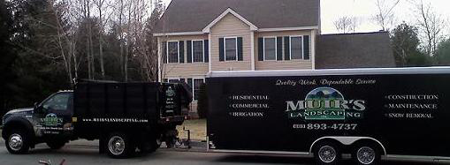 NH MA Lawn Maintenance Mowing, Fertilization, Fall/Spring Clean Ups
